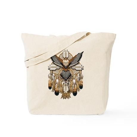 Aplomado Falcon Dreamcatcher Tote Bag