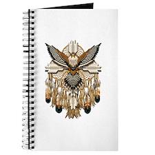 Aplomado Falcon Dreamcatcher Journal
