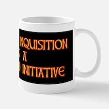 Spanish Inquisition Faith Bas Mug