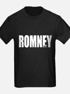 Mitt Romney Red 2012 T