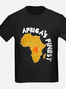 Congo Africa's finest T