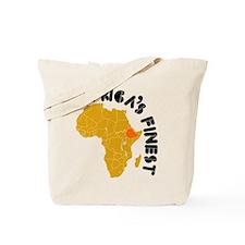 Ethiopia Africa's finest Tote Bag