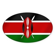 Flag of Kenya Decal