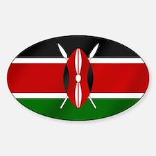 Flag of Kenya Decal