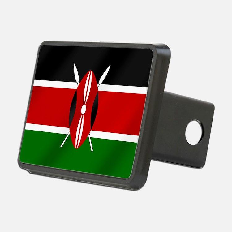 Flag of Kenya Hitch Cover
