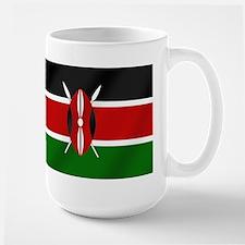 Flag of Kenya Large Mug