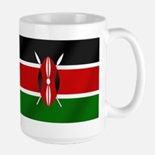 Flag of Kenya Mug