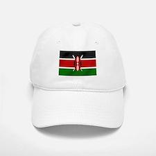 Flag of Kenya Baseball Baseball Cap