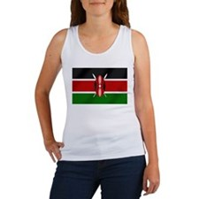Flag of Kenya Women's Tank Top