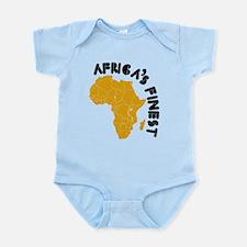 Liberia Africa's finest Infant Bodysuit