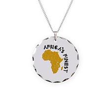 Liberia Africa's finest Necklace