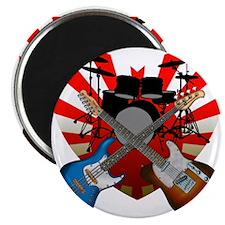 "Power trio5 2.25"" Magnet (10 pack)"