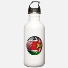 Kenya Football Water Bottle