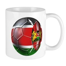 Kenya Football Mug