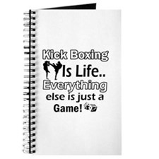 Kick Boxing Is Life Journal