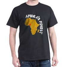 Nigeria Africa's finest T-Shirt