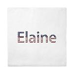 Elaine Stars and Stripes Queen Duvet