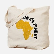 Rwanda Africa's finest Tote Bag