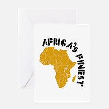 Rwanda Africa's finest Greeting Card