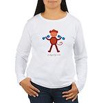 Weight Lifting Gear Women's Long Sleeve T-Shirt