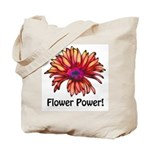 Glowing Daisy Tote Bag