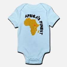 South Sudan Africa's finest Infant Bodysuit