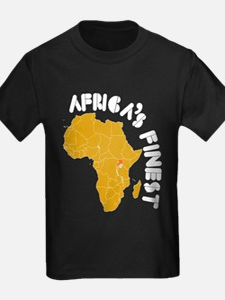 Uganda Africa's finest T