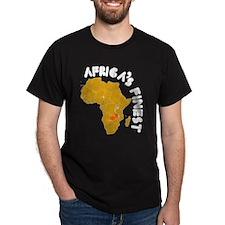 Zambia Africa's finest T-Shirt
