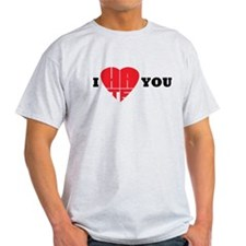 I love/hate you T-Shirt