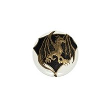Dragon Mini Button