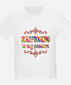 Scrapbooking Passion T-Shirt