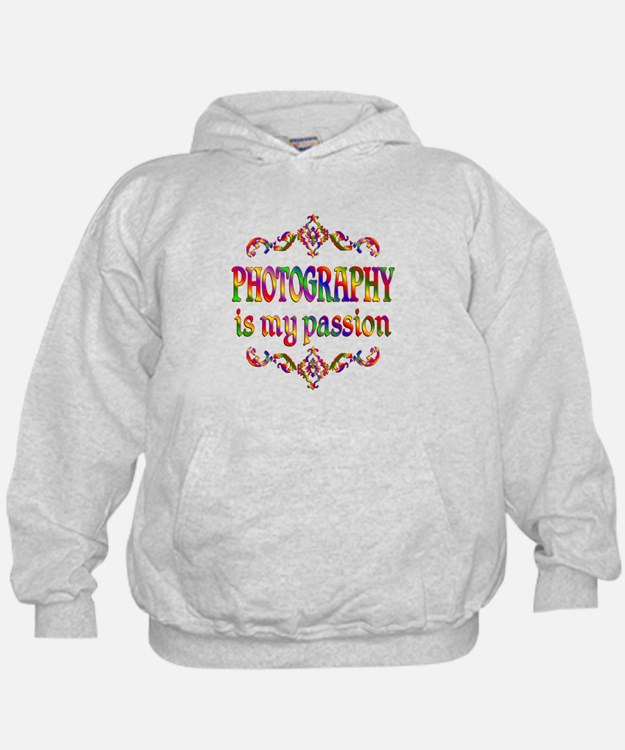Photography Passion Hoodie