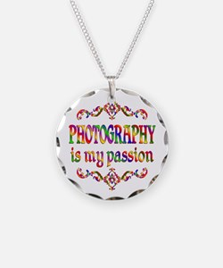 Photography Passion Necklace
