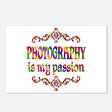 Photography Passion Postcards (Package of 8)