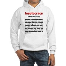 Ineptocracy Definition Jumper Hoody