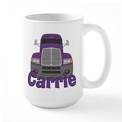 Trucker Carrie Mug