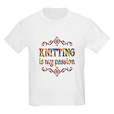 Knitting Passion T-Shirt