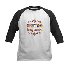 Knitting Passion Tee