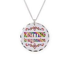 Knitting Passion Necklace