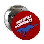 Arkansas Democrats Donkey Button