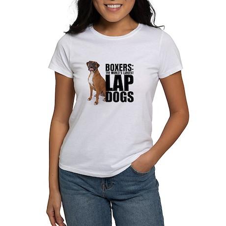 Lap Dog Women's T-Shirt