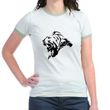 Lion with Iran (in persian) etched in mane T