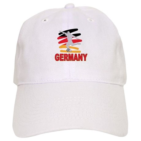 Germany World Cup Soccer Cap