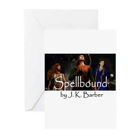 Spellbound Greeting Cards (Pk of 20)