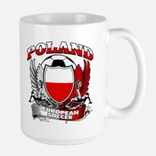 Poland European Football 2012 Mug