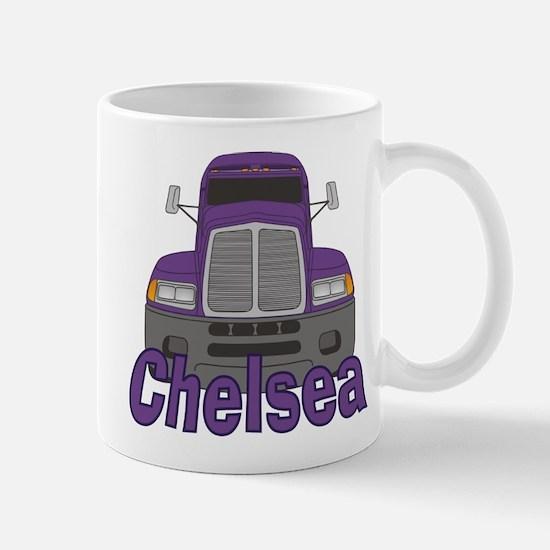 Trucker Chelsea Mug