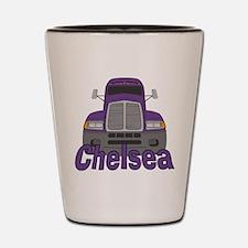 Trucker Chelsea Shot Glass