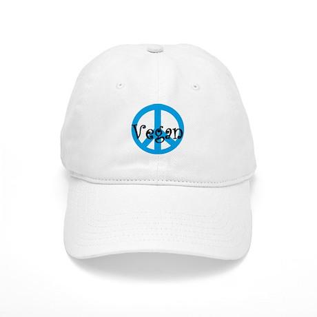peace vegan Cap