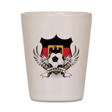 Germany World Cup Soccer Shot Glass