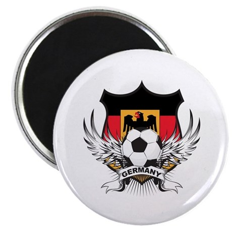 Germany World Cup Soccer Magnet